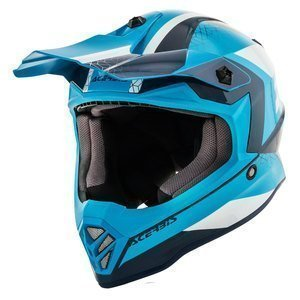 Casco bambino Cross-Enduro  Steel junior