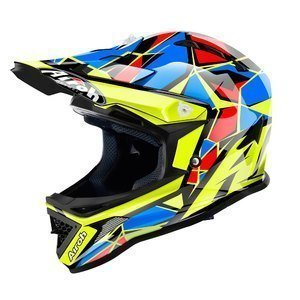 Casco bambino Cross-Enduro  Archer Chief