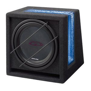 Subwoofer in cassa SBG-1243BP
