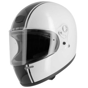 Casco Integrale Vintage GT2 Retro Stripe