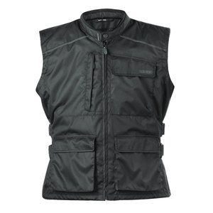 Gilet in tessuto Boston