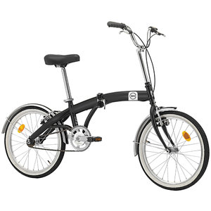 Bicicletta pieghevole Car Bike - Hi-Tension