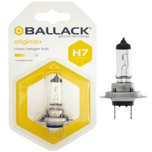 30 ORIGINALE HIR2 12V 55W LAMPADINE ALTRI ATTACCHI BALLACK ECO HIR2 1