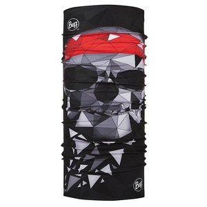 Bandana multifunzione tubolare Night Rider Black