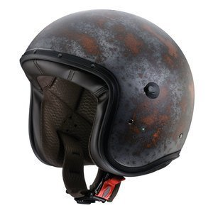 Casco Jet Vintage FREERIDE RUSTY