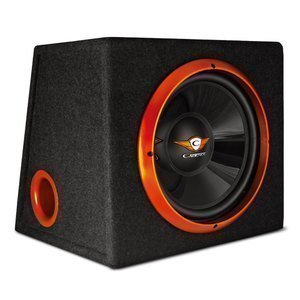 Subwoofer in cassa amplificato FXB12VA Flash