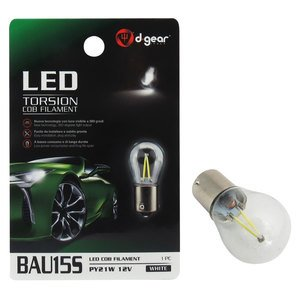 Lampadina BAU15S a led BAU15S Torsion COB filament
