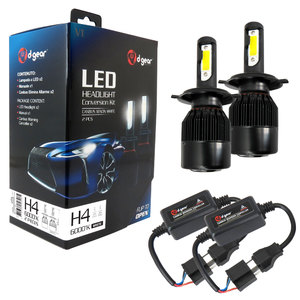 Lampadine H4 Led Headlight Conversion Kit V1