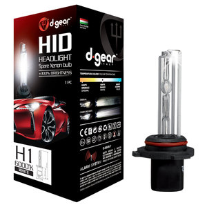 Lampadine H1 H1 - HID Replacement bulb