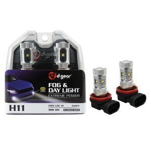 Lampadine H11 Cree Led Fog and Day Light