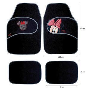 In Moquette universale Minnie