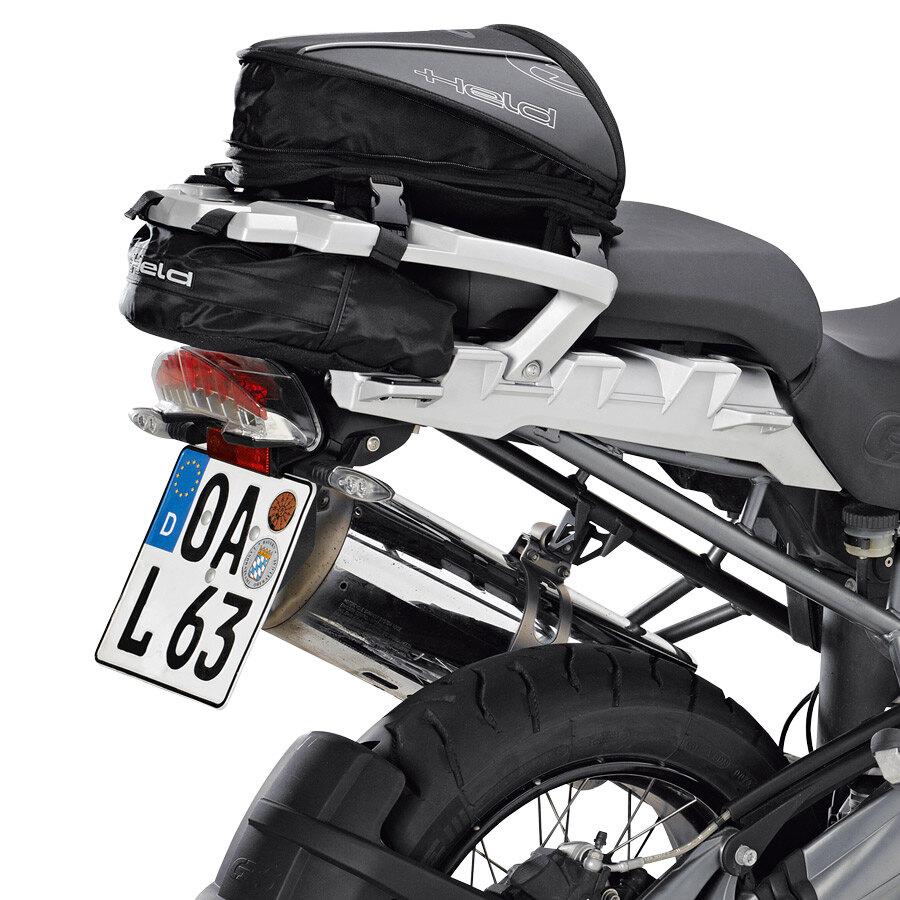Borsa posteriore e sella - Borsa per moto - Borse e bauletti moto