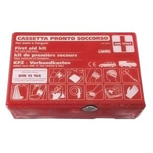 Cassetta Pronto Soccorso First Aid Kit