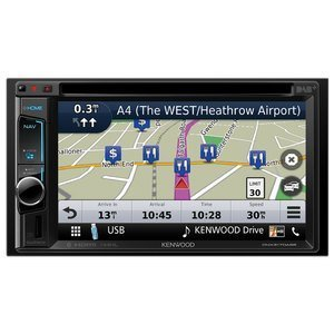 Car stereo - GPS Navigatore DNX-317DABS