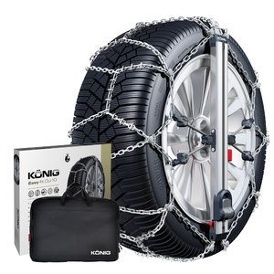 Calze da neve in tessuto City Snow Chains · Catene da neve Easy Fit CU-10mm 60dff732065a