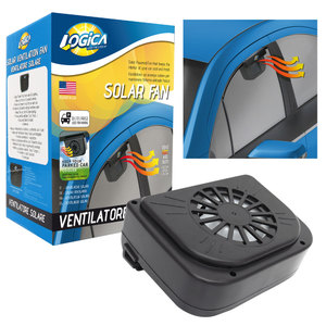 Ventilatore Solar Fan