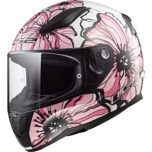 Casco Integrale FF353 Rapid Poppies