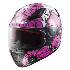 Casco Integrale FF353 Poppies