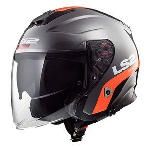 Casco Jet Aperto OF521 Infinity Smart