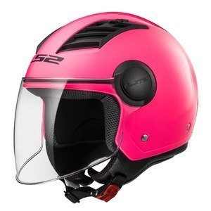 Casco Jet Demi Jet OF562 Airflow Solid