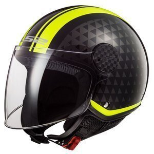 Casco Jet Demi Jet OF558 Sphere Lux Crush