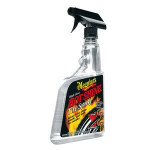 Lucida Gomme Hot Shine - Tire Spray