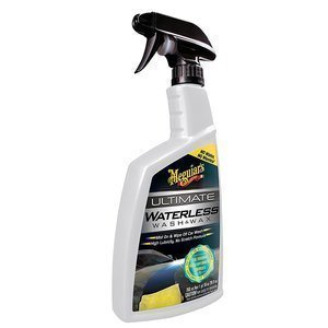 Pulitore rapido Ultimate waterless Wash and Wax