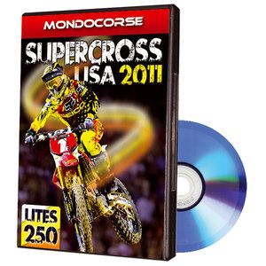 Dvd Supercross Usa 2011 250