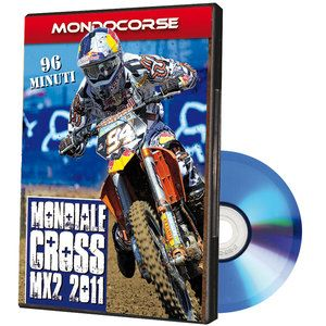 Dvd Mondiale Cross 2011 MX2