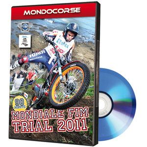 Dvd Mondiale Trial 2011