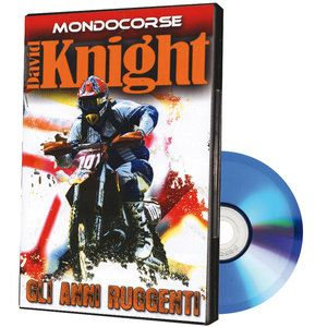 Dvd David Knight Gli anni ruggenti