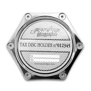 Porta assicurazione Tax Disc Holder 1