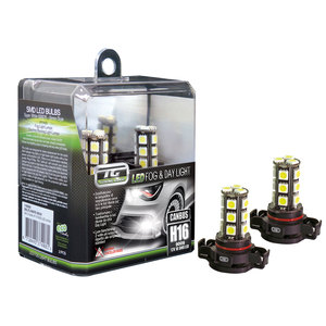 Lampadine Altri Attacchi 18 SMD Led Foglight and Daylight bulbs