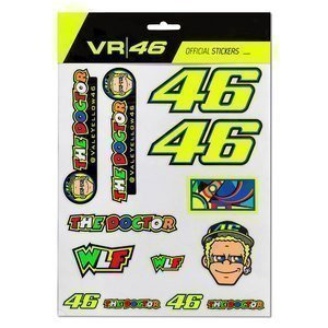 Adesivi misti Big Stickers 46
