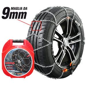 Catene da neve M32 Uniqa 9mm
