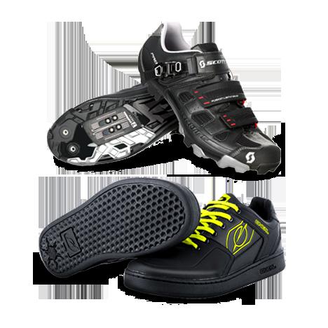 Calzature scarpe e copriscarpe per bici da ciclista