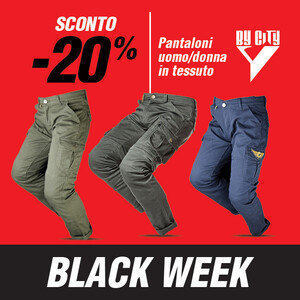 Pantaloni By City -20%