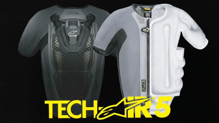 Alpinestars Airbag moto Tech-Air 5