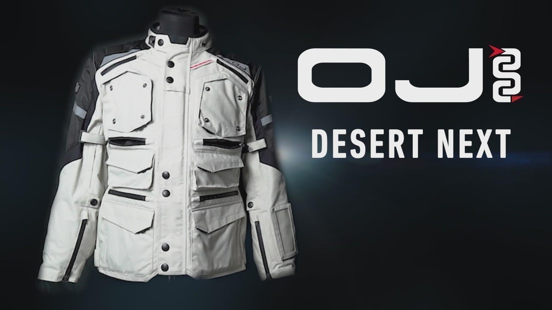 Oj - Desert Next