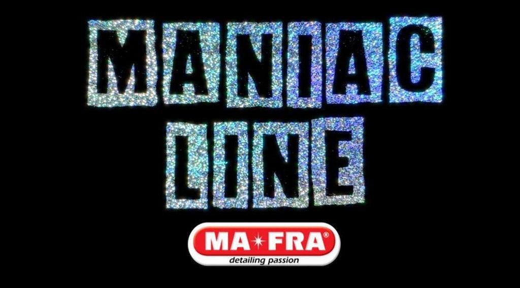 MA-FRA MANIAC: La linea per i maniaci della pulizia