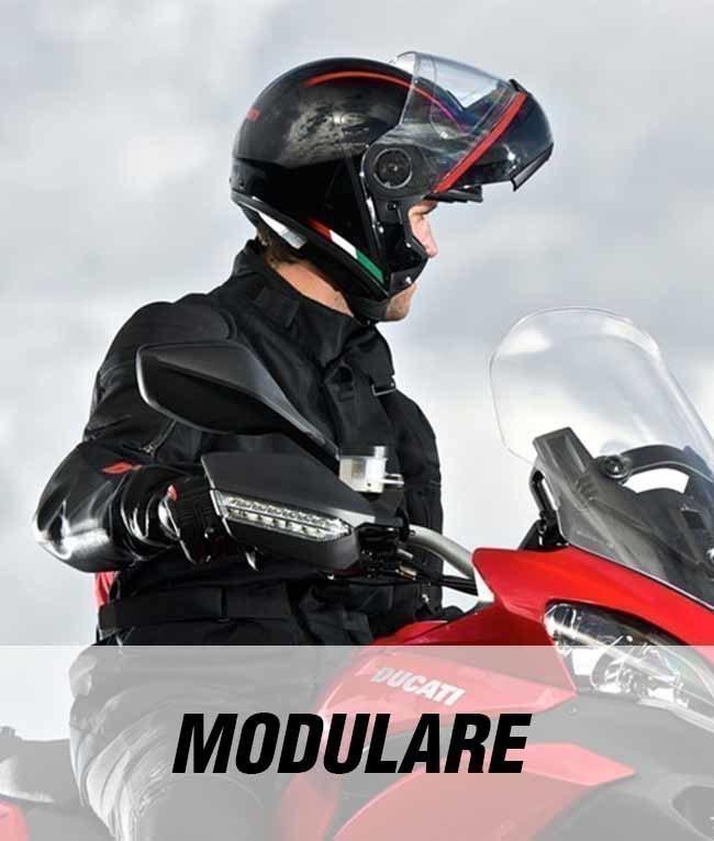 Caschi modulari