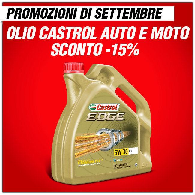 Olio per auto Castrol