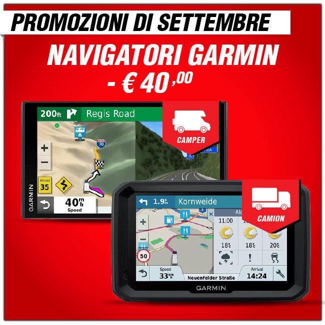 Navigatori Garmin