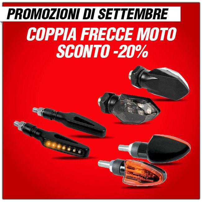 Coppia Frecce Moto