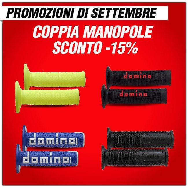 Manopole Domino Moto