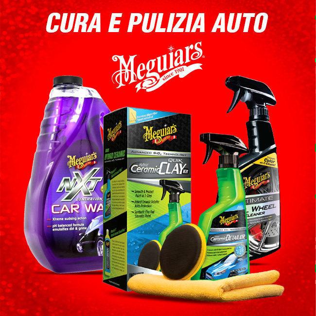 Cura e pulizia dell'auto Meguiars