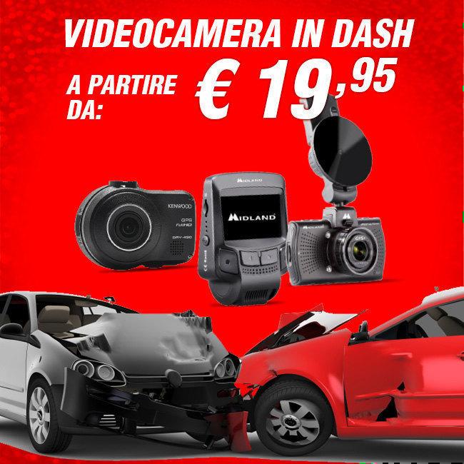 Videocamera Dash cam