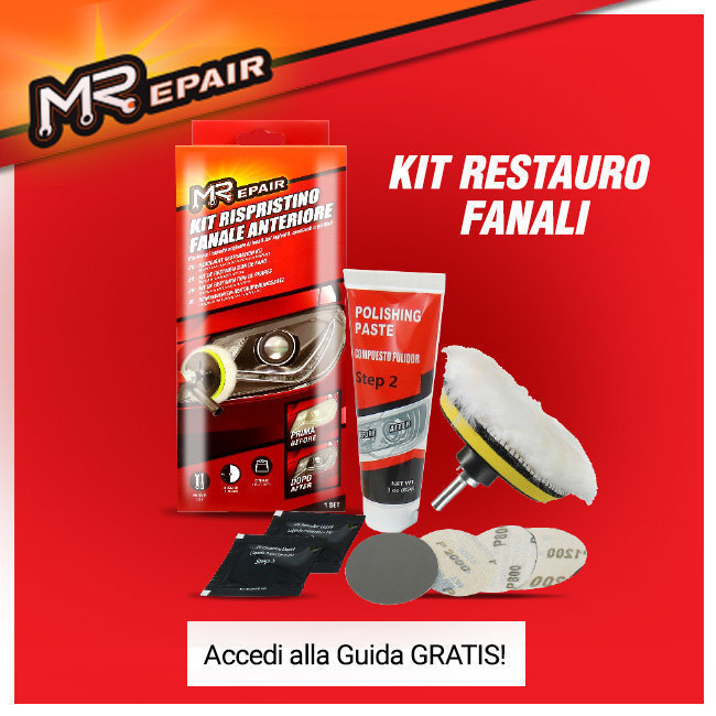 Kit Ripara Parabrezza MRepair