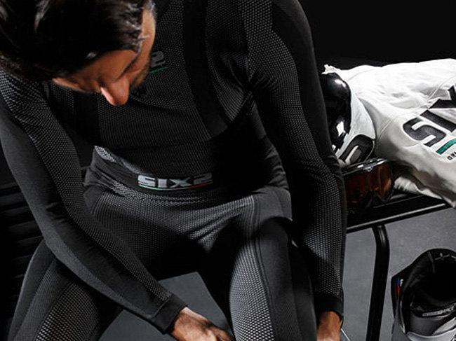 Pantaloni termici moto