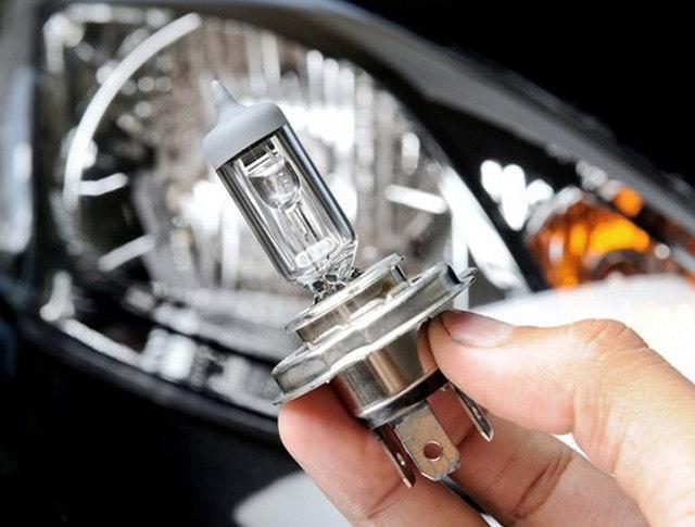 Installa la nuova lampadina